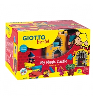 Conjunto Giotto Be-Be My Magic Castle