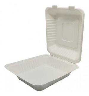 Embalagem Alimentar Cana de Açucar 22x20cm 50un
