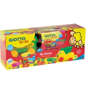 Conjunto Giotto Be-Be My Dough Bunny