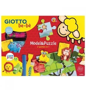 Conjunto Giotto Be-Be Model & Puzzle