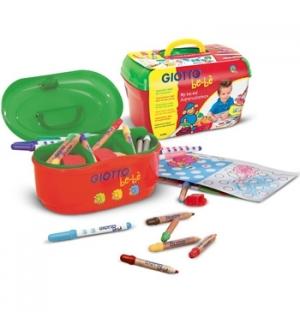 Conjunto Giotto Be-Be Colorir My Supercolorbox