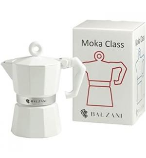 Cafeteira Moka Café BALZANI Branco