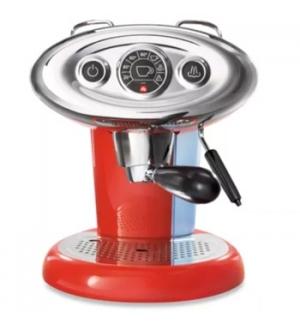 Máquina Café Cápsulas ILLY X7.1 Iperespresso Vermelho