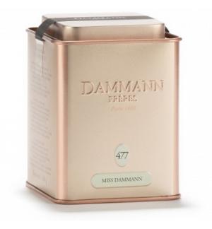 Cha Lata Miss Dammann Nº477 (100gr)