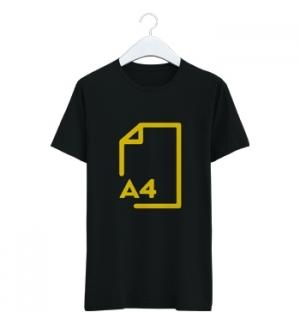 T-Shirt Transfer Laser/Copier A4 Tecidos Escuros (4295) 50F
