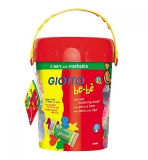 Pasta Modelar Giotto Be-Be 50gr Boiao 50un