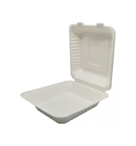 Embalagem Alimentar Cana de Açucar 23,2x23,2cm 50un