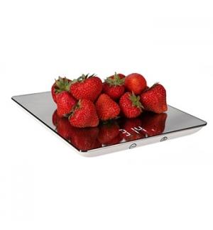 Balança Cozinha Digital 5Kg/1gr Efeito Espelho