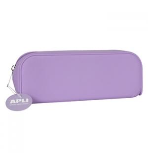 Estojo Silicone Apli Soft Nordic Violeta 1un