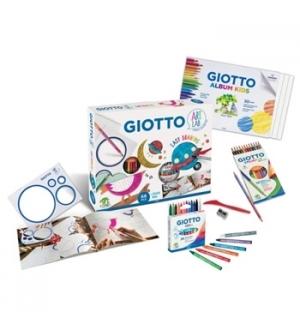 Conjunto Giotto Art Lab Easy Drawing