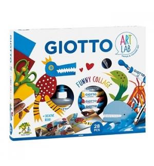 Conjunto Giotto Funny Collage