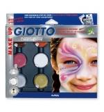 Sombras Macias Giotto Make UP Glamour Cx6un