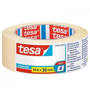 Fita Adesiva Tesa (Pinturas) 30mmx50mts