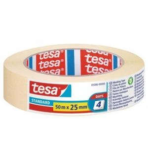 Fita Adesiva Tesa (Pinturas) 25mmx50mts