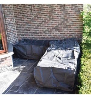 Cobertura de Exterior 215/85x215/85x70cm Conjunto Relaxament