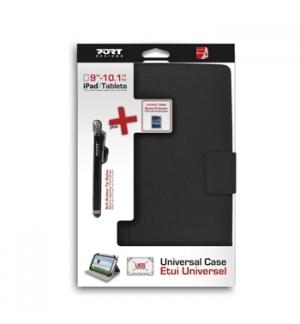 Capa Tablet Port Designs Phoenix IV Full Pack 10 Pol Preto