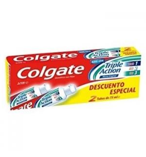 Pasta de Dentes COLGATE Tripla Ação 2x75ml