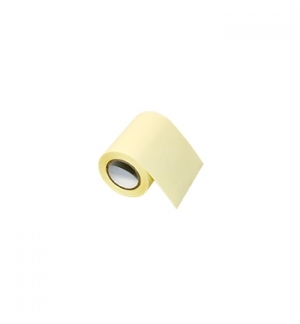 Bloco Adesivo em Rolo 60mmx10mts Amarelo