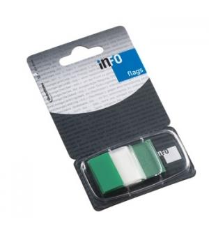 Separador Tape Flags 1 Polegada Verde