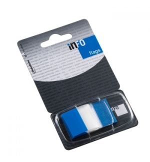 Separador Tape Flags 1 Polegada Azul