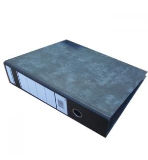 Pasta Arquivo L80 310x290 s/Cx Marmor Preto - 1un