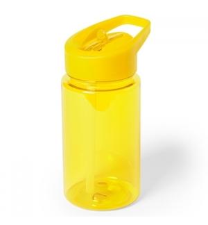 Garrafa Tritan Amarelo 440ml