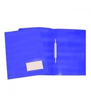 Classificador Plast2000 Capa Opaca Azul c/Ferragem Pack 10