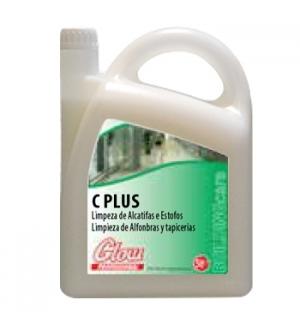 Limpeza de superficies sintticas C Plus GLOW 5 Litros