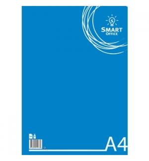 Bloco Notas Smart Office A4 Pautado 60gr 100 Folhas
