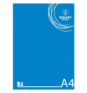 Bloco Notas Smart Office A4 Liso