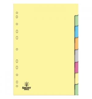 Separadores Cartolina 08un (203)