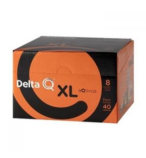 Café Cápsulas Delta Q aQtivus Pack XL40