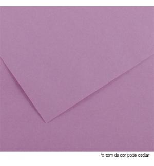 Cartolina 180gr 1 Folha A4 Lilas (7L)