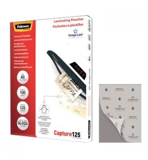 Bolsa Plastificacao Termica 154x216mm A5 125My Pack 100un