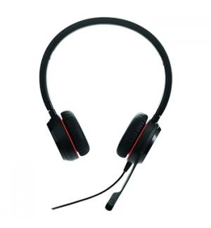 Headset JABRA EVOLVE 30 II UC Stereo 3.5 mm / USB Preto