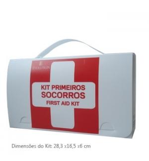 Kit Primeiros Socorros Premium