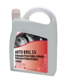 Abrilhantador e protetor Tabliers Auto Bril GLOW 5 Litros