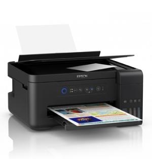 Multifuncoes jacto tinta cores A4 EcoTank ET-2700 33ppm