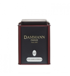 Cha Lata Oolong Caramel au Beurre Dammann N445(100g)