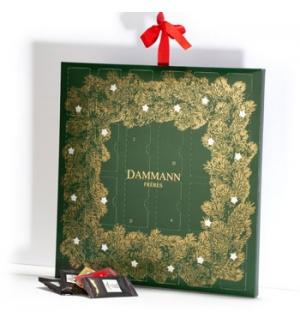 Calendario do Advento Dammann - Natal 2018