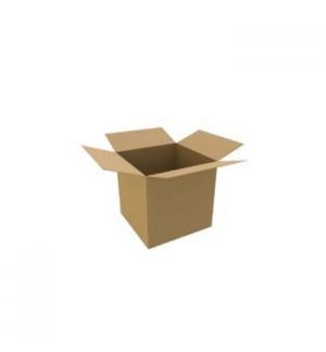 Caixa Cartao Simples 306x226x197mm (0014m3) c/Tampa Pack25