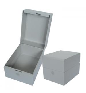 Ficheiro Metal 210x160x157 Secretaria Val-Rex Cinza