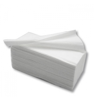 Toalhas Maos ZigZag 20x20 2Fls Cleanspot Pasta 20x200(4000)