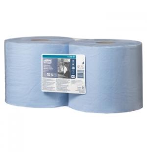 Rolo Toalhas Mao 119mtsx235cm 3Fls Azul TORK W1/W2-2un