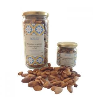 Amendoas Torradas C/Sal Pimenta e Alho CARB 180gr