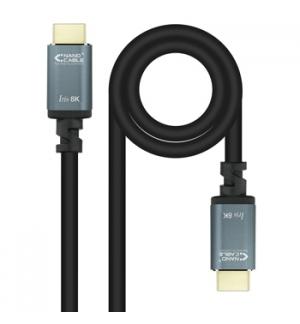 Cabo HDMI 8K Macho / Macho 1m