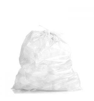 Sacos Lixo Plast 100Lts Branco 19my (70x105cm) (10un)