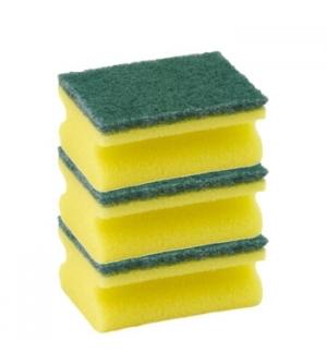Esponja Salva Unhas (Block Service) Pack 3un