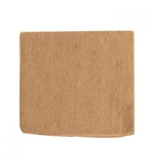 Pano Po Flanela (Qualidade Extra) Laranja 50x50cm-1un