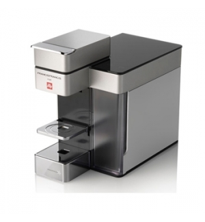 Maquina Cafe Capsulas ILLY Y5 Iperespresso Cor Aluminio